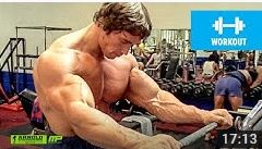 How To Train For Mass | Arnold Schwarzenegger's Blueprint
