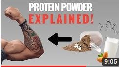 Here's How To Select The Perfect Protein Powder