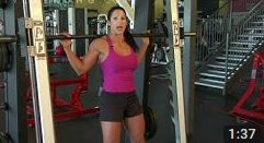 Watch This On How To Use Smith Machine Properly
