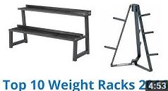 Here's The 10 Best Weight Racks